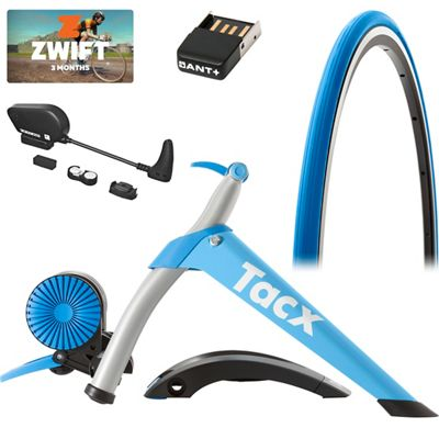 Tacx Booster Ultra Mag Zwift Bundle
