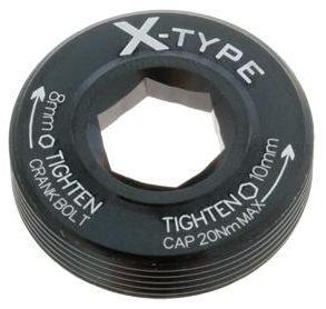 Bouchon pédalier auto-extracteur RaceFace X-Type
