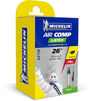 Chambre à air VTT Michelin C4 AirComp Latex
