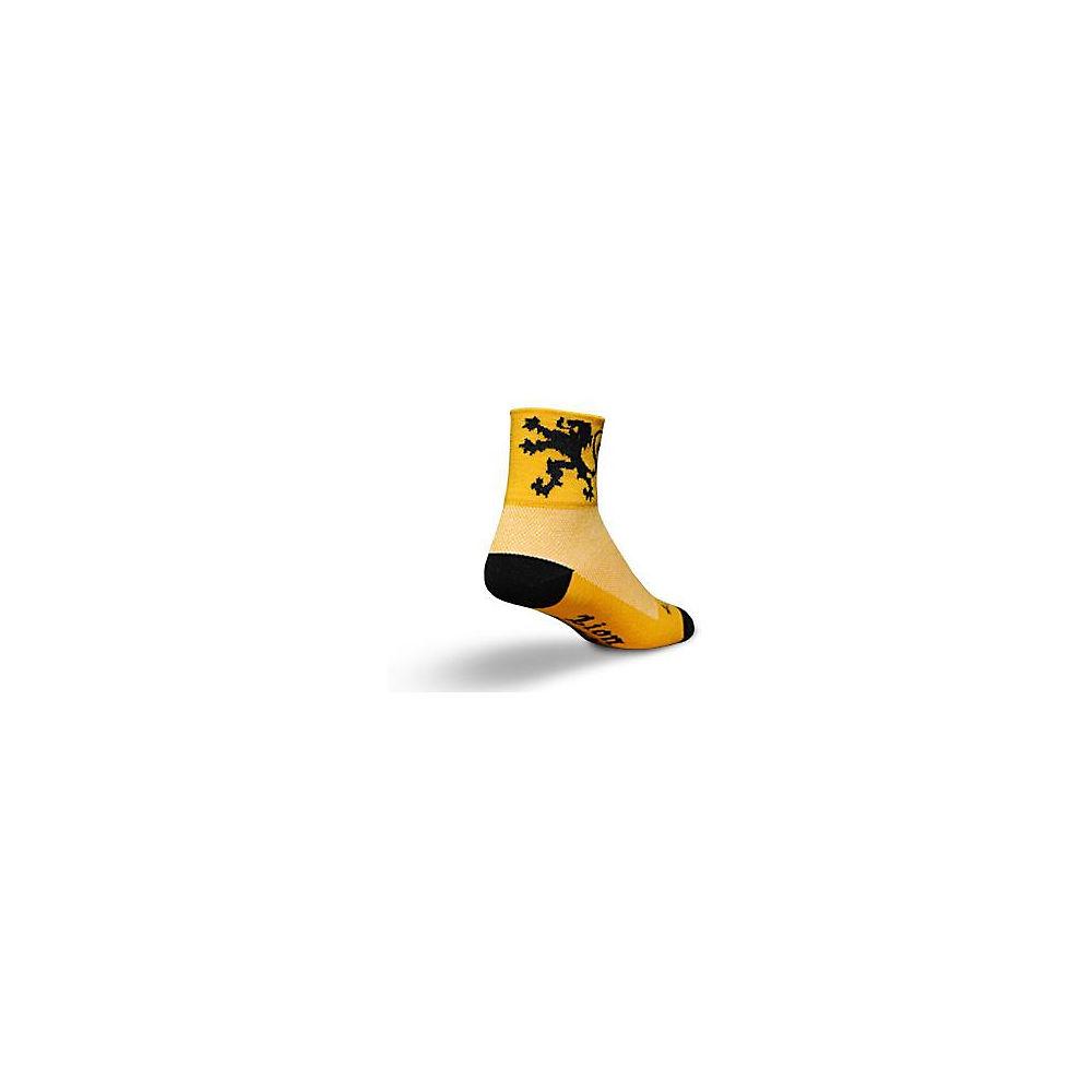 SockGuy Lion Of Flanders Socks 2017 Review