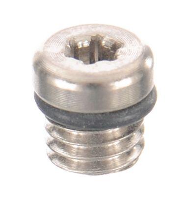 Vis de purge de réservoir et anneau tubulaire Formula Oro