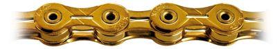 Chaîne 10 vitesses Kmc X10 SL Gold