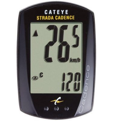 Compteur Cateye Strada Cadence 9 Fonctions - RD200