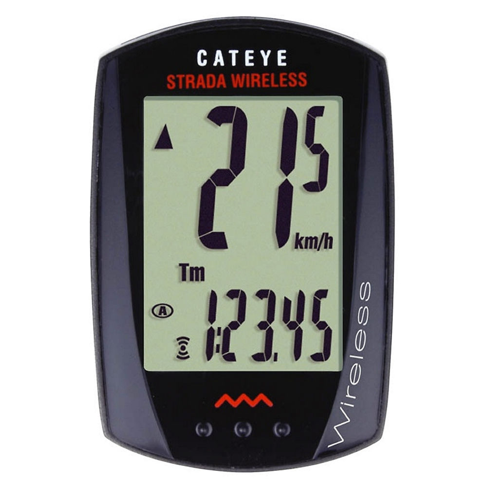 Cateye Strada Wireless 8 Function - RD300W