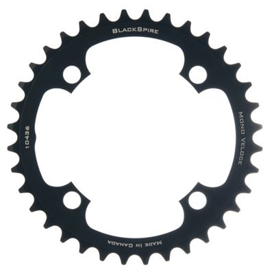 Plateau Blackspire Mono Veloce Single Speed