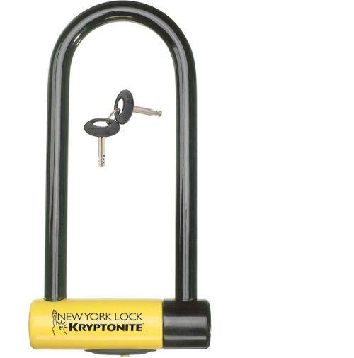 kryptonite new york m18 u lock chain reaction cycles. Black Bedroom Furniture Sets. Home Design Ideas