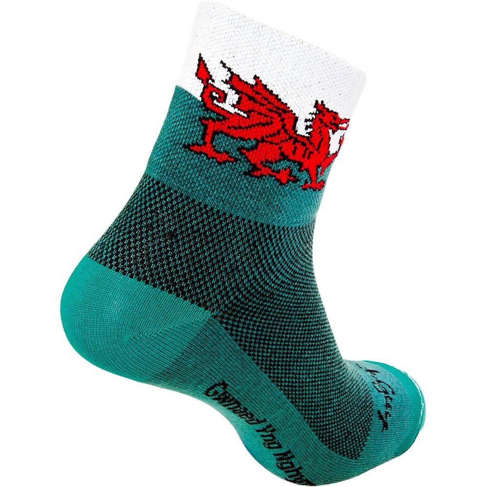 Calze Welsh Dragon - SockGuy