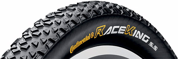 Continental Race King MTB Tyre - Wire Bead | Chain Reaction Cycles