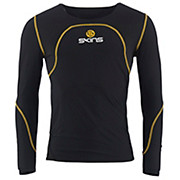 Skins Compression Long Sleeve Top - CROM
