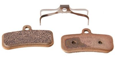 Plaquettes Shimano Saint M810-Zee M640