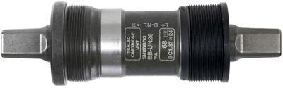 Boîtier de pédalier Axe carré Shimano UN26
