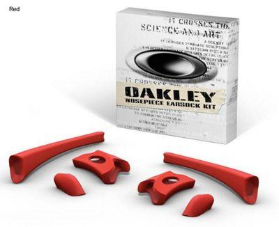Kit de garniture pour branche et plaquette de lunette Oakley Flak Jacket