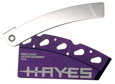 Outil d'alignement plaquettes de frein/disque Hayes