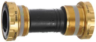 Boîtier de pédalier Shimano Saint BB80 Hollowtech II