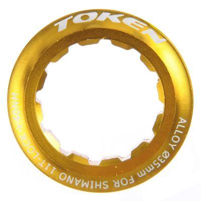 Lockring Aluminium Token - Shimano 11t