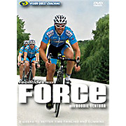 CycleOps Real Rides Force Training DVD