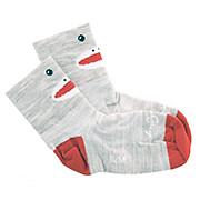 SockGuy Monkey Wool Ankle Socks