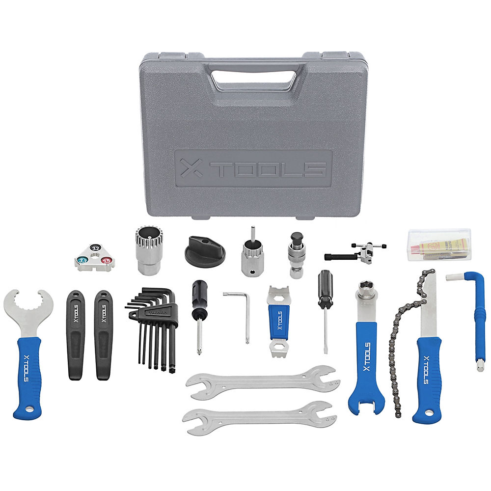 x-tools-bike-tool-kit-18-piece
