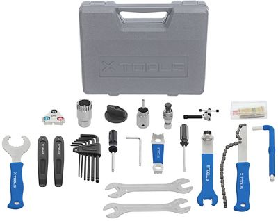Caisse à Outils X-Tools - 18 outils