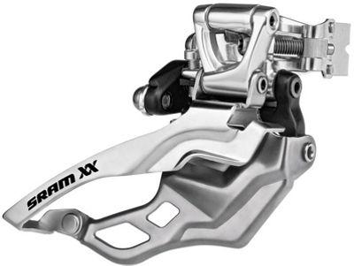 Dérailleur VTT avant SRAM XX 2 x 10 vitesses - attache haute