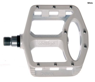 Pédales Plates Wellgo MG1 Magnesium Platform