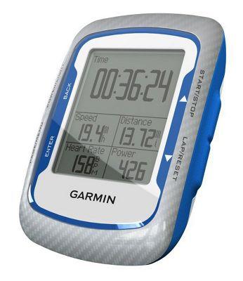 Compteur GPS Garmin Edge 500 Blue