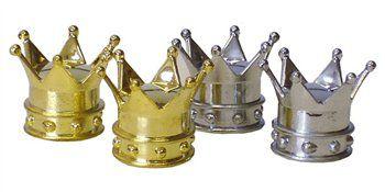 Bouchons de Valve Trik-Topz Crown