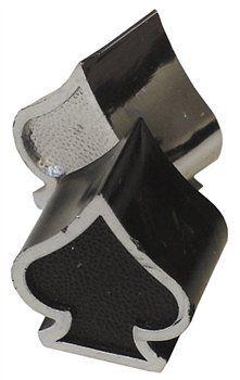 Bouchons de valve Trik Topz en forme d'as de pique