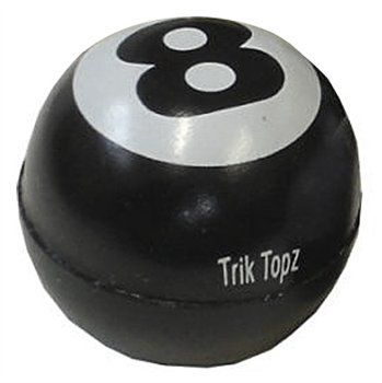 Bouchons de valve Trik Topz en forme de boule de billard 8
