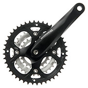 Shimano M442 Square Taper Chainset