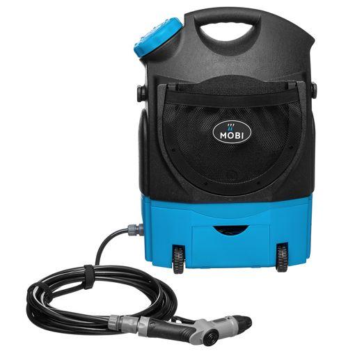 mobi v 17 portable bike pressure washer chain reaction. Black Bedroom Furniture Sets. Home Design Ideas