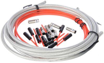 Kit câble de dérailleur Clarks Dirt Shield universel pré-lubrifié