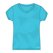 Dakine Block Party Womens Tee
