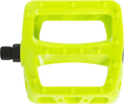 Pédales BMX Odyssey Twisted PC Plastic