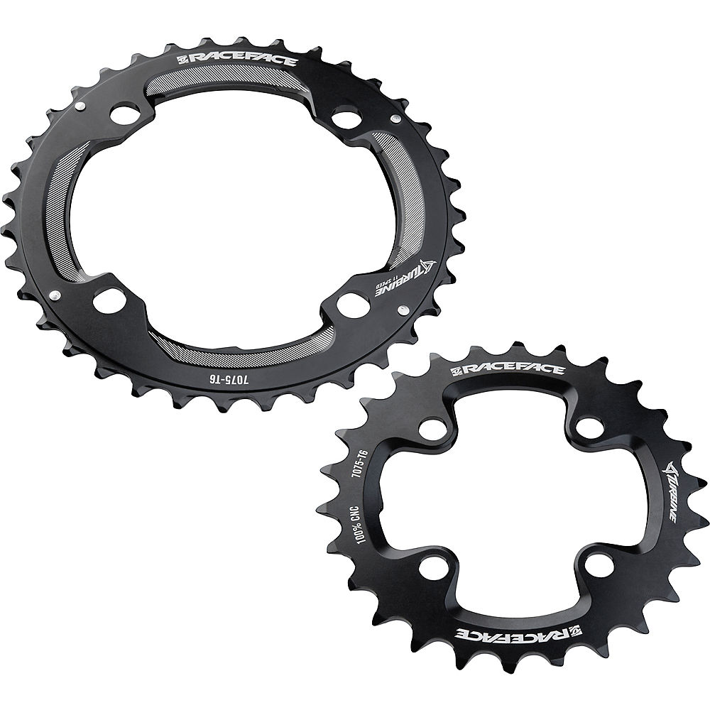 race-face-turbine-10-speed-chainring-set