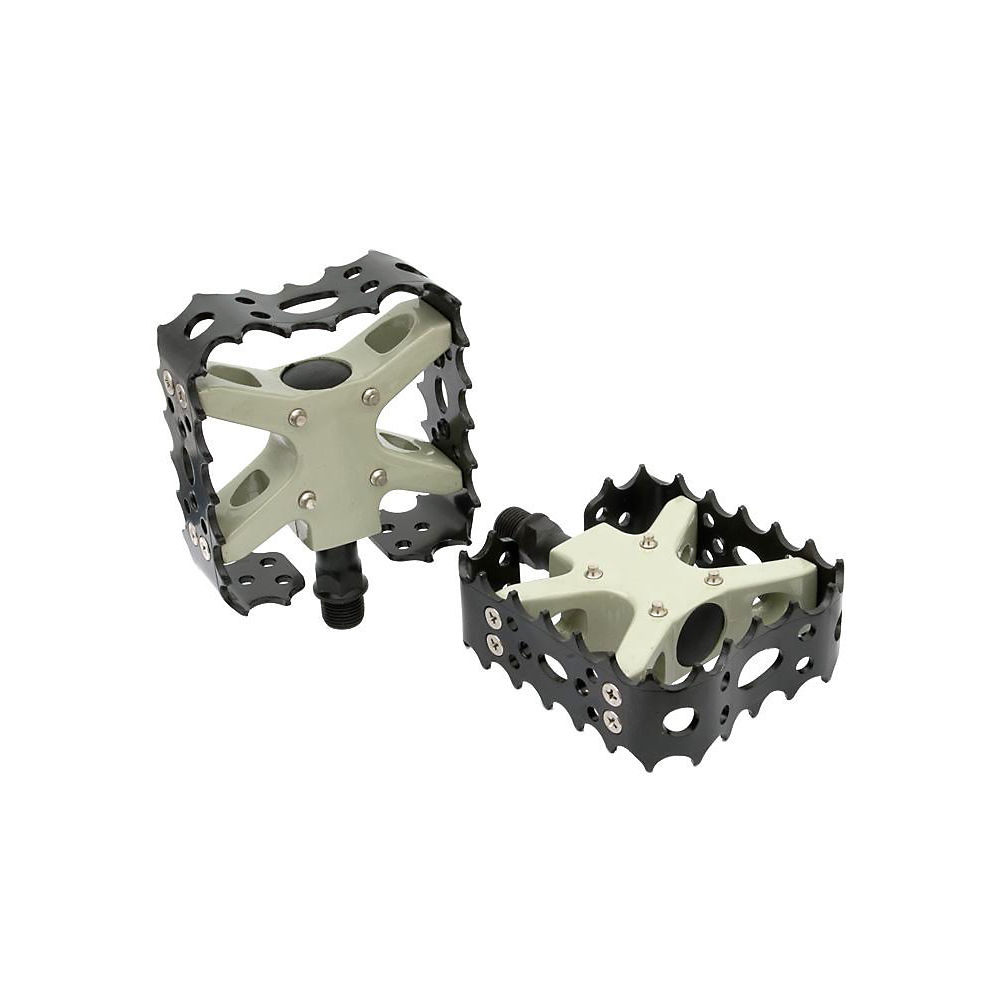 Product image of Wellgo Bear Trap Platform MG-26 Flat Pedals