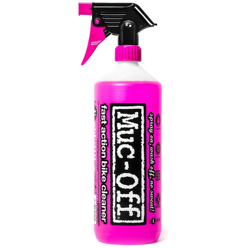 Producto de limpieza de bicicleta Muc-Off Nano Tech