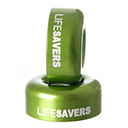 Deity Components Lifesaver End Caps- Green 2012
