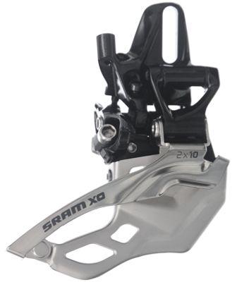 Dérailleur VTT Avant Direct Haut SRAM X0 - 2 x 10 vitesses