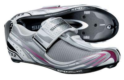 Chaussures Shimano WT52 SPD SL Triathlon - Femme