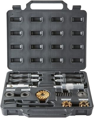 Malette d'outils de filetage et de poinçonnage X-Tools Pro pour boîtier de pédalier