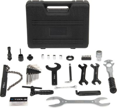 Caisse à Outils X-Tools - 37 outils
