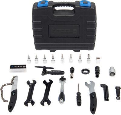 Trousse à outils X-Tools pour vélo - 27 pièces