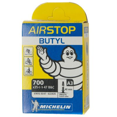 Chambre à air Route Michelin A3 AirStop Butyl