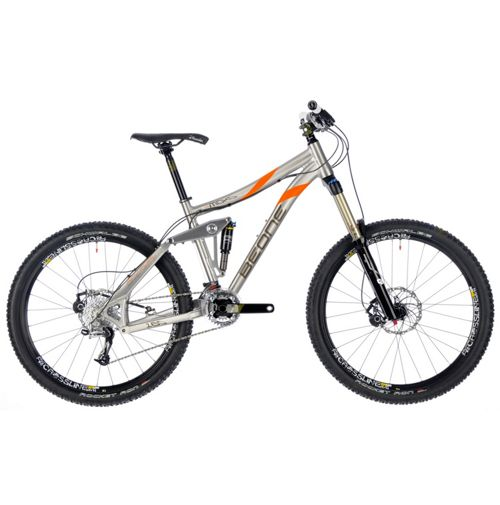 BeOne Moko Freeride Full Suspension user reviews : 4 out ...
