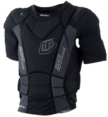 Gilet de protection manches courtes Troy Lee Designs UPS 7850 HW 2018