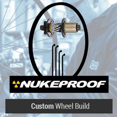Roue VTT arrière sur mesure Moyeu Nukeproof Generator