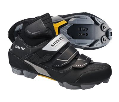 Chaussures VTT Hiver Shimano MW81 Gore-Tex SPD 2015