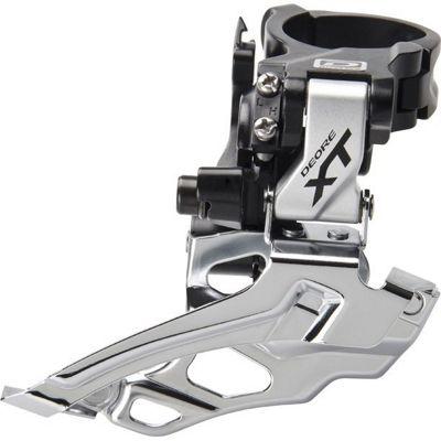Dérailleur Avant 2x10v Shimano XT M786 conventionnel