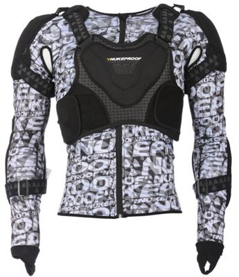 Gilet de protection Nukeproof Critical Armour - Jacket